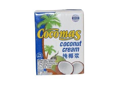 Kókusz termékek